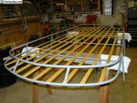 Curved BAy Window  Roof Rack