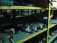 Warehouse full of VW N.O.S. Parts