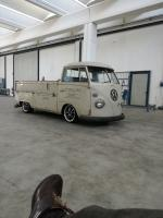 Vw single cab 67 slammed