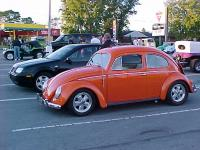 june jitterbug cruise night one of the best times on 4 vw wheels