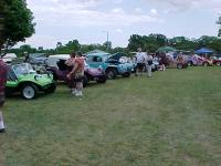 June Jitterbug cars show and people say wow