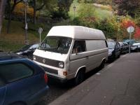 Vanagon pics from euro trip