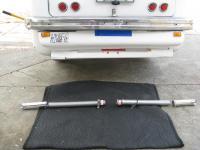 66 sedan delivery exhaust
