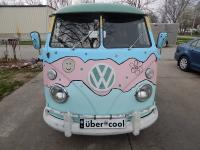 Daisey 1962 Conversion  Bus