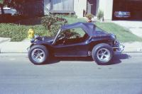 Black Meyers Manx at Manassas 1984