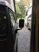 Land Rover mirrors