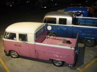 Tripple double cab!