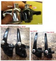 vent wing window latch latches 1957 1958