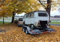 1970 Westfalia Bus Find