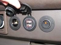 12 VDC Dash Accessories