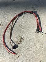 Alternator Harness