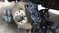 Vanagon 2wd Front Brake Upgrade