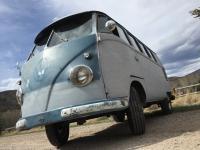 1958 VW Pressed Bumper Walk Thru