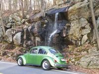 '77 Beetle first spring drive