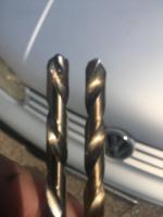 Broken stud extraction