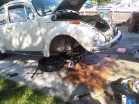 73 super suspension rebuild