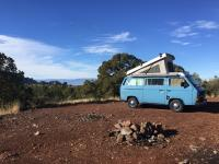 Vanagon southwest winter road trip 2016/17