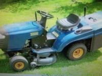 Westfalia Lawn Tractor