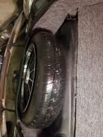 Temp tire on 5 inch BRM