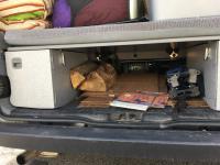 01-03 Eurovan MV / Weekender seat base into a '93