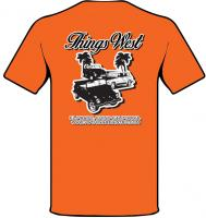 Things West 2017 Car Show T-Shirts