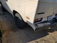 Van damage 4-16-17