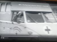 60's Grand Prix ambulance