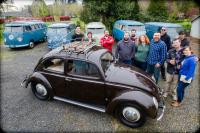 Group photo leaving Salem, Oregon for Kelley Park