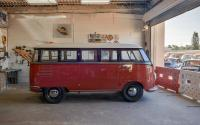 Oldest 15 Window VW Deluxe Bus... in the World