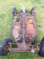 1955 Chassis