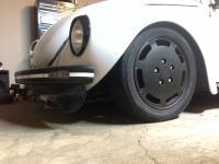 Porsche 928 Seven Slot Disk Wheel