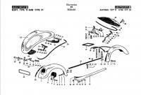1946 Parts Book Illustration 21