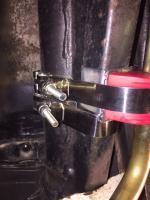 73 Thing rear sway bar bushing pad