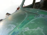 1956 paint removal