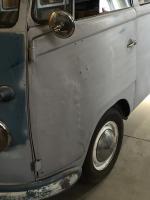 1958 VW Walkthru
