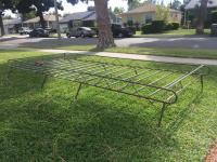 Full length roof rack