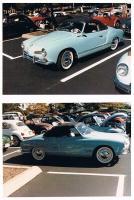 McAusland Ghia as seen at VVWCA Wilmington MA circa '86