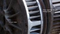 T4 Pulley and fan alignment