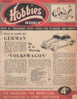 1953 Beetle Model Making