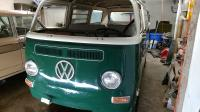 Pizza Bus Project - '71 Deluxe
