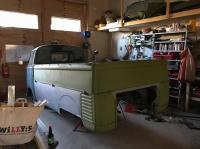 smoothgate barndoor 1953