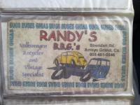 Randy's BBG's