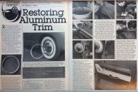 How to restore Lemmerz trim rings