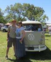 """The Toaster"" ('67 Westfalia Tin-top) at the Medera Spring Fling 2017 (April 30th, 2017)"