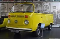 VW bay convertible