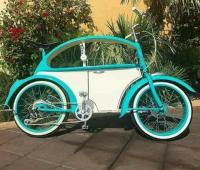 Pedal Powered VW