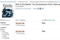 Beetle history