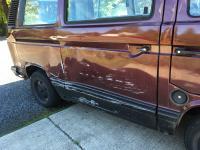 1990 Van - Wrecked.