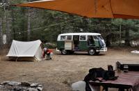 May camping in Ontario