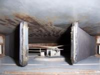 Air vent duct weatherstrip rebuild